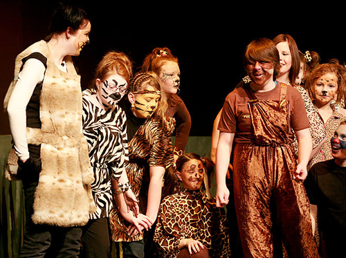 Lion King a Roaring Success